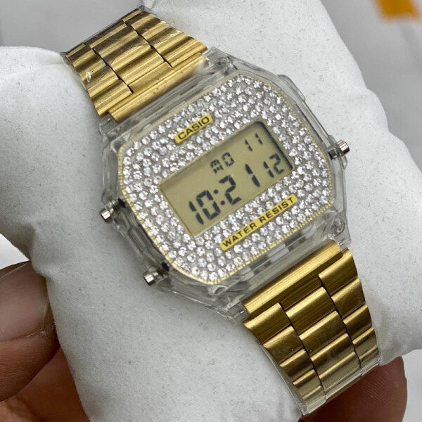 Casio Watch New and women watch digital Ready Stock Malaysia