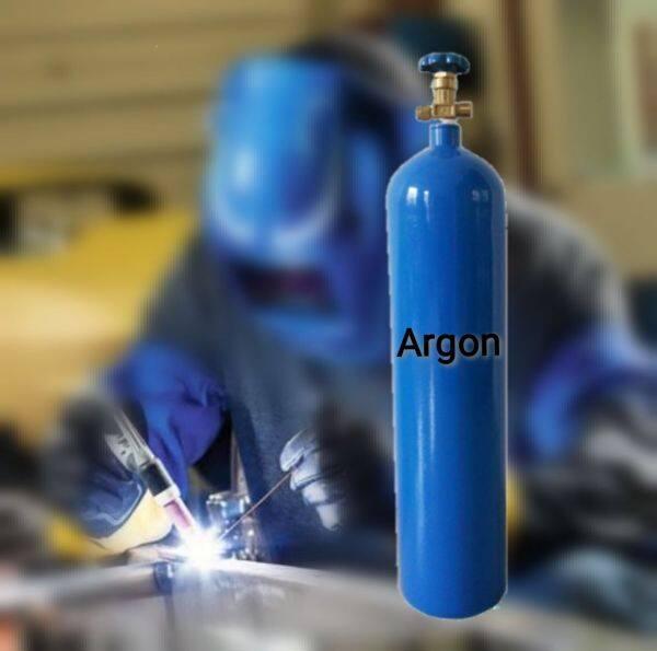 TIG Argon Gas 10L