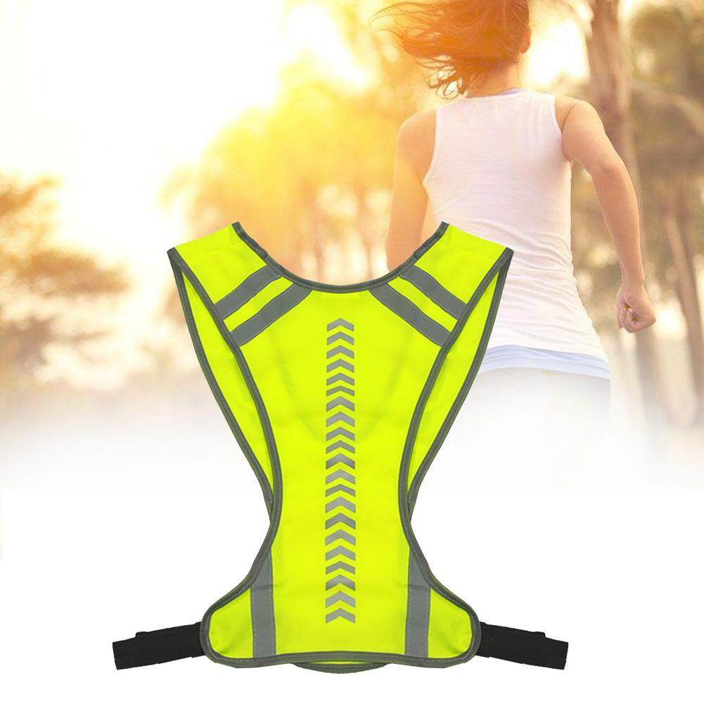 Outdoor Night Riding Running Reflective Vest Sports Vest By Xinlong Store.