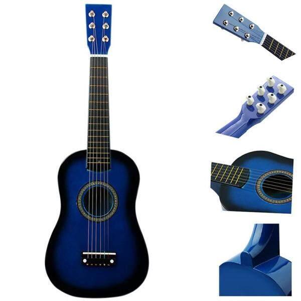 Đàn Guitar Nhiều màu ryefield, đàn guitar mới bắt đầu 23 inch Soprano 6 dây