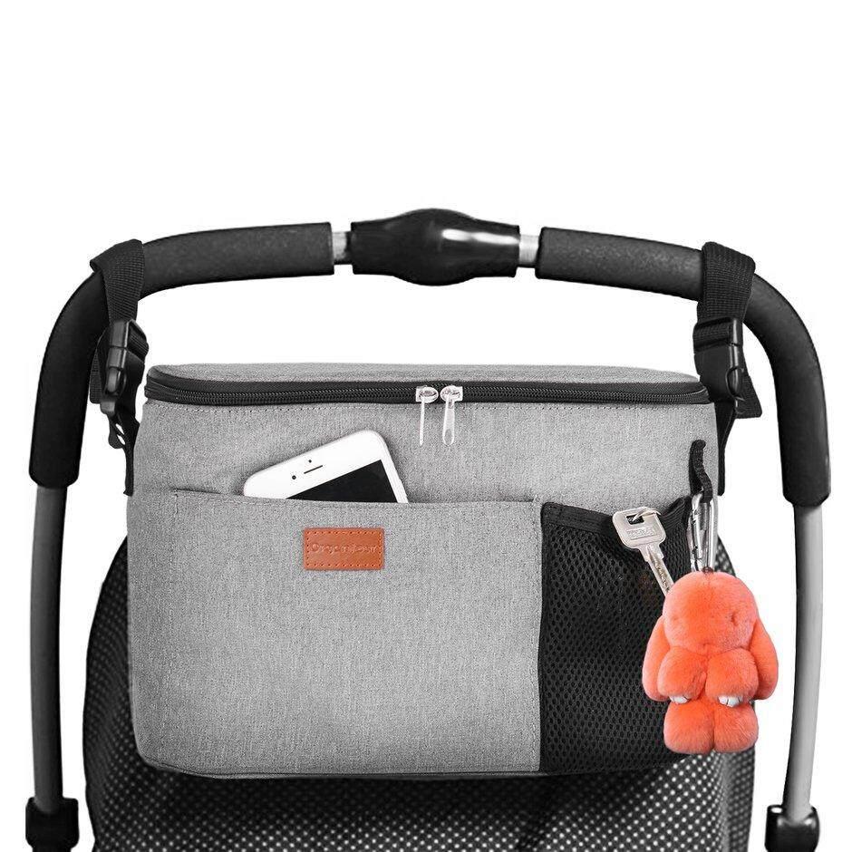 U Kiss Baby Jogger Stroller Storage Bag Organizer Diaper Bag With Strap Singapore