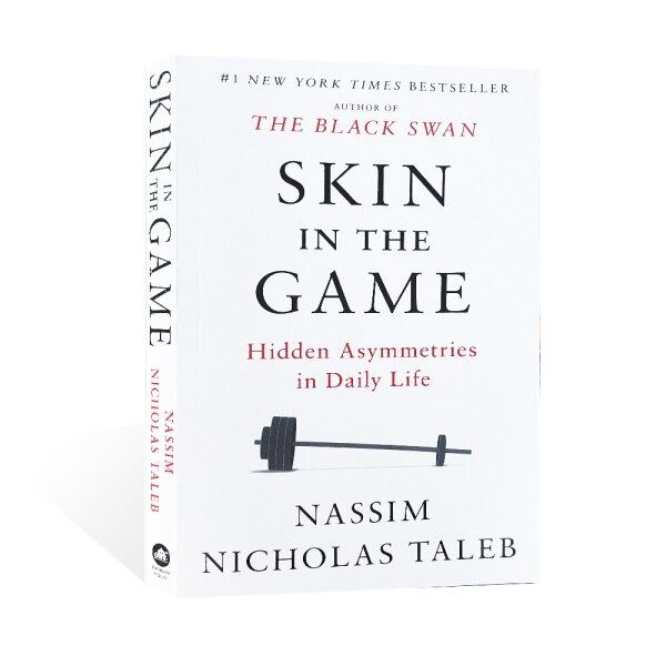 Skin In The Game By The Black Swan English Book Hidden Asymmetries In Daily LifeEconomic Management for Adults Self Help Malaysia