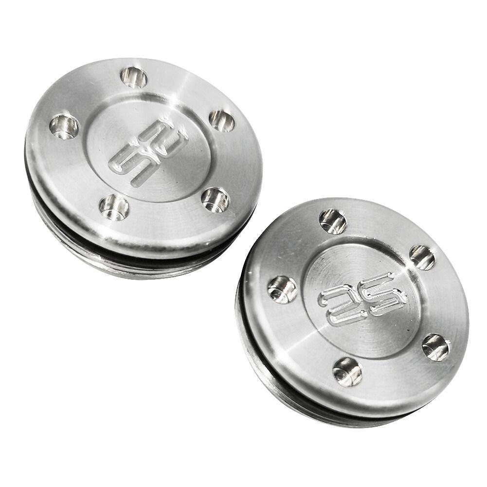 2pcs 25g Tungsten Steel Universal Sport Golf Accessories Anti Rust Portable Wear Resistant Clubs Head Training Outdoor Putter Weights.