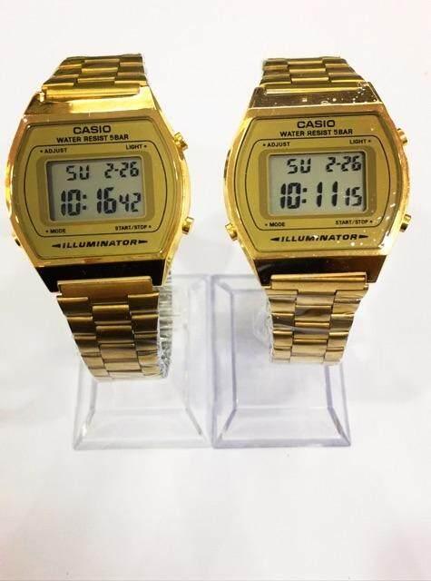 Jam Tangan Casio Bw540 Gold Malaysia