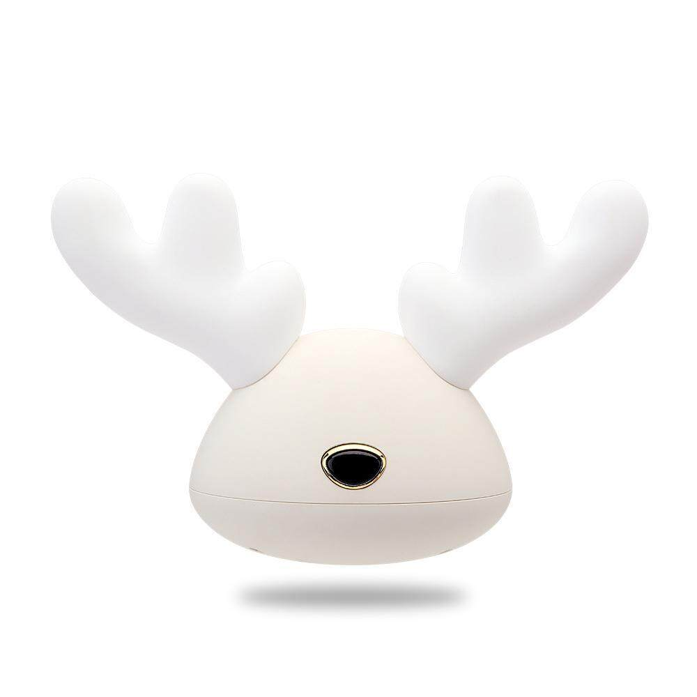 GoodGreat Sleeping Light Colorful Antlers Night Lighting Baby Bedroom Feeding lamp USB Charging Reading Lamps Best Gift for Your Family