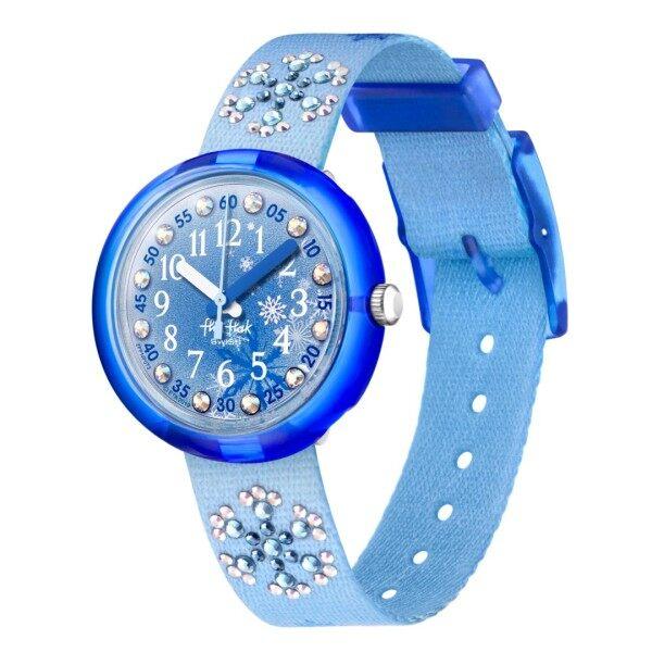 Flik Flak FROZILICIOUS Girls Blue Watch Case size 31.85mm FPNP073 Malaysia