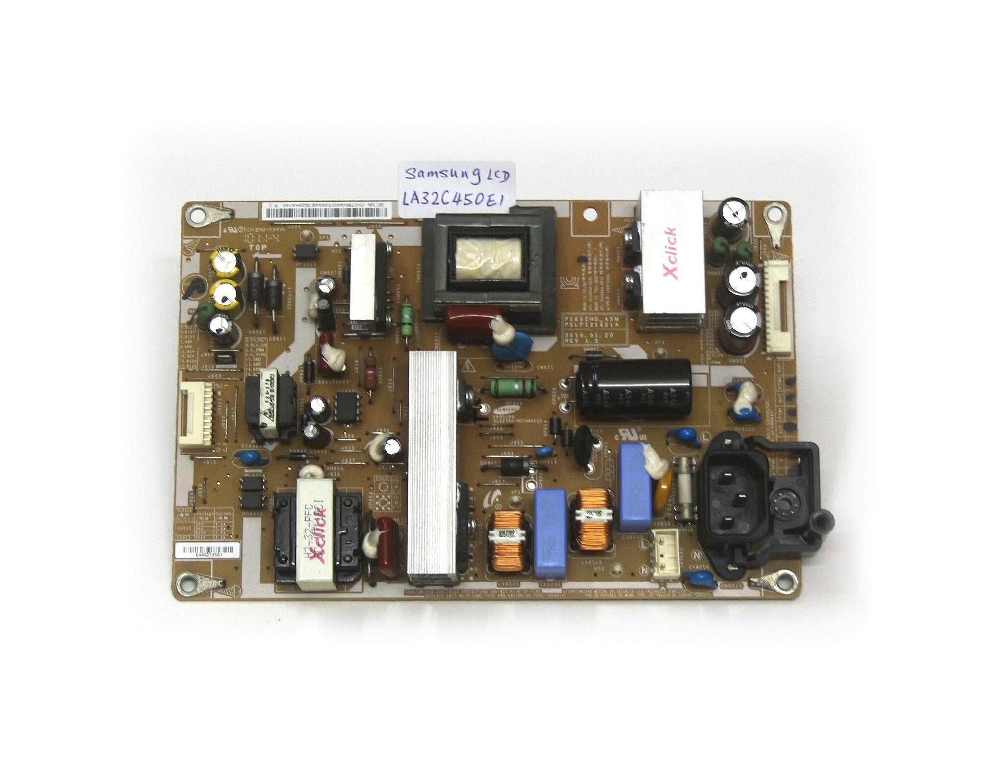 Power supply board for LCD TV Samsung LA32C450E1