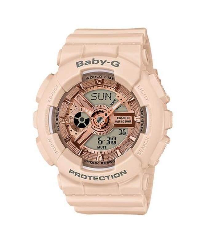Casio_ Baby-G_ BA-110CP-4A 100% ORIGINAL WATCH Malaysia