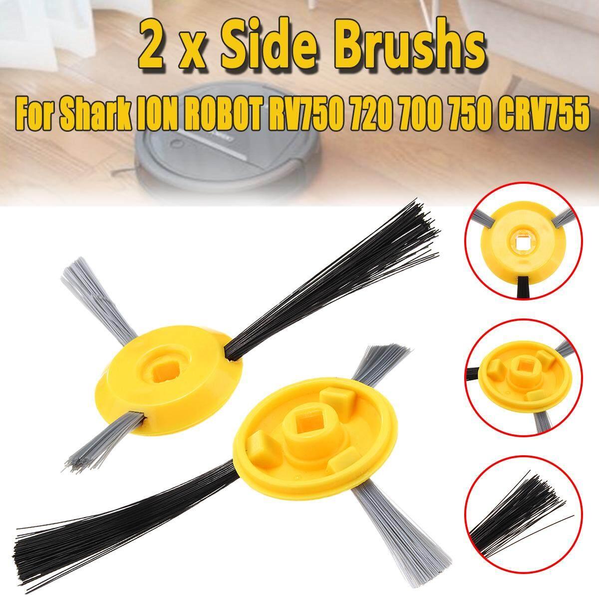 Chổi Quét Chính/Bên Brushs/Bộ Lọc Cho Cho Cá Mập ION ROBOT RV750 720 700 750 CRV755-Side Brushs