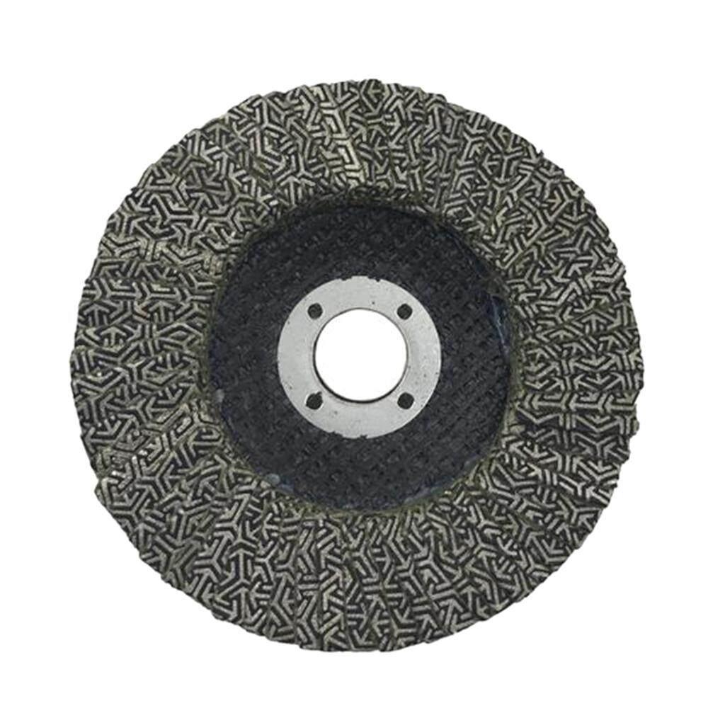 Dolity Diamond Sanding Flap Disc Grinding Wheel Grit Disc Grinder Abrasive 150 Grit