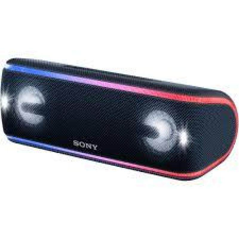 Sony SRS-XB41 Portable Wireless Bluetooth Speaker, Black Singapore