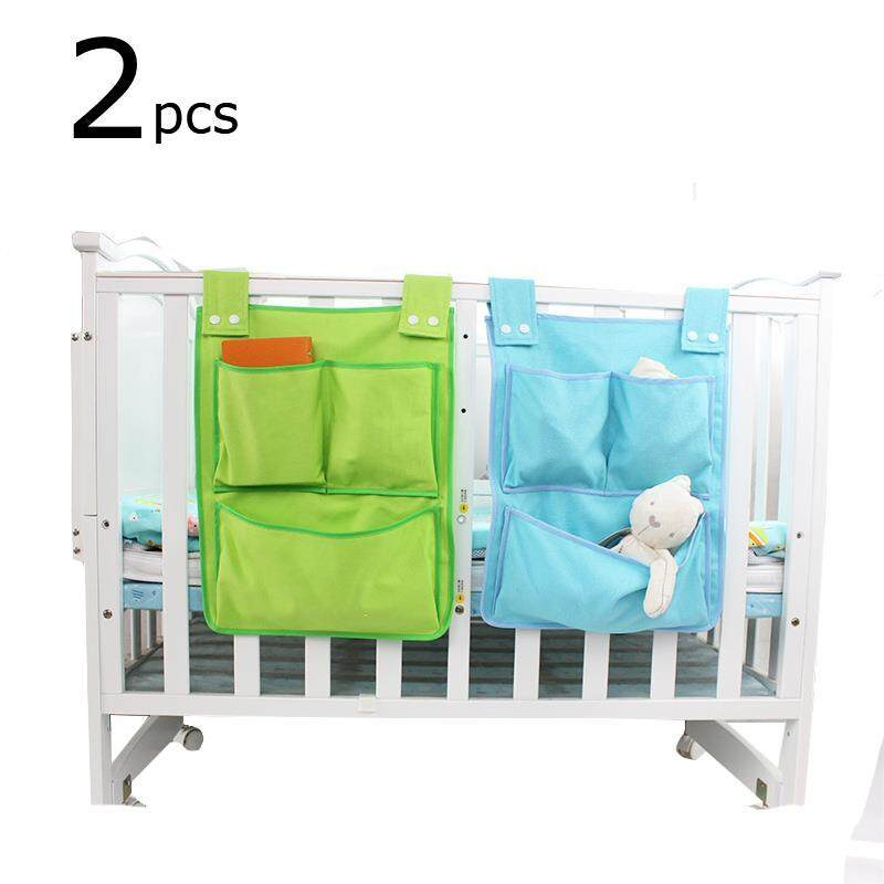 Baby Diaper Organizer Nursery Toys Holder Storage Bag Container Baby Crib Caddy Baby Room Decor Baby Bedding Set Accessories 28l Bedding Sets Baby Bedding