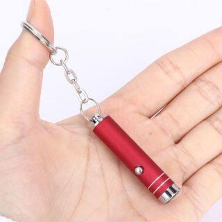Kiểm Tra Tiền Tệ ID Cầm Tay Đa Năng, Đèn LED UV Phát Hiện Tiền Giả Keychain Đèn Đèn Pin UV Ánh Sáng thumbnail