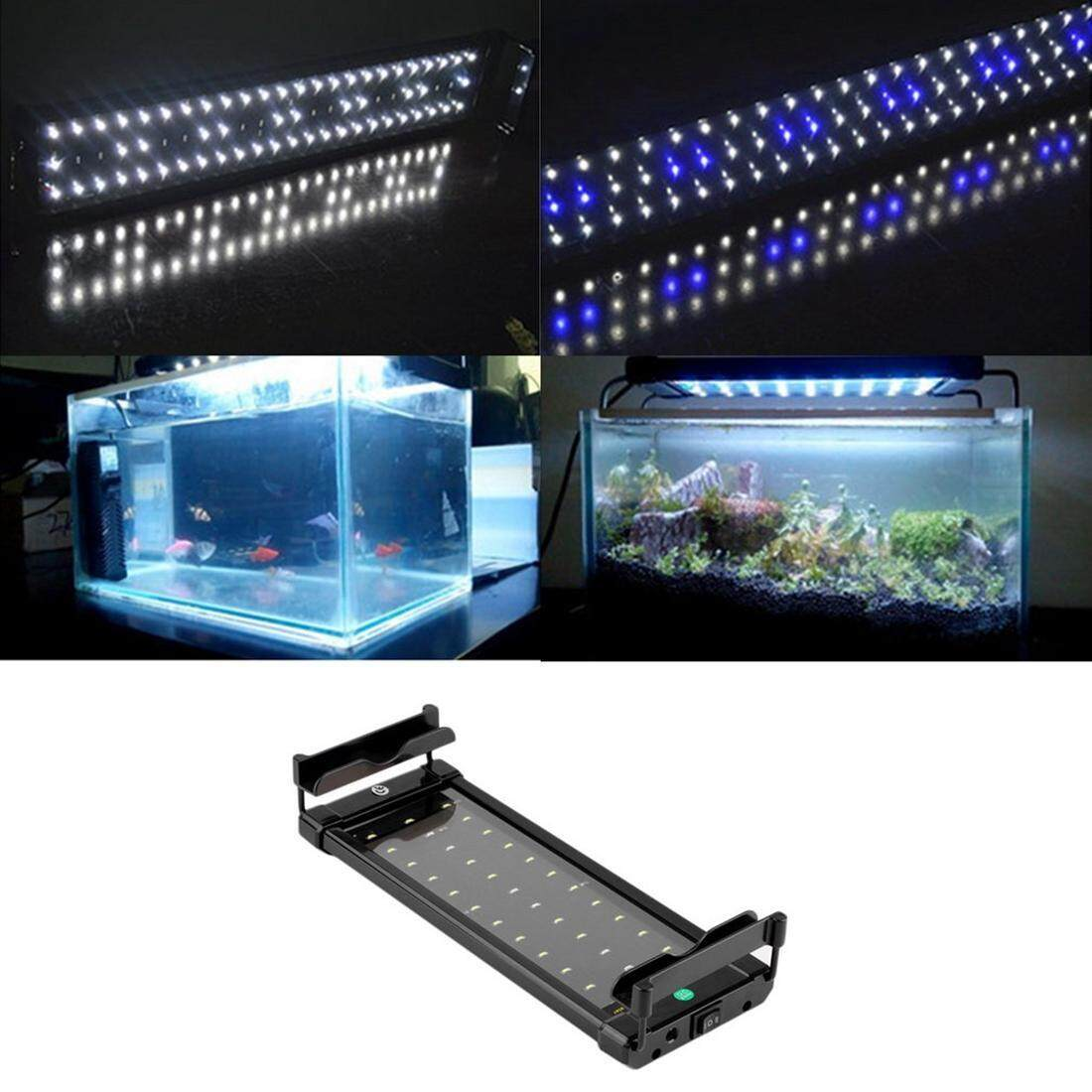 Underwater Aquarium Fish Tank Fishbowl Lighting SMD 6W 28 CM LED Light Lamp