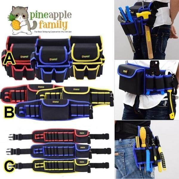 Hardware Tool kit Bag waist pocket tool bag for tool collection