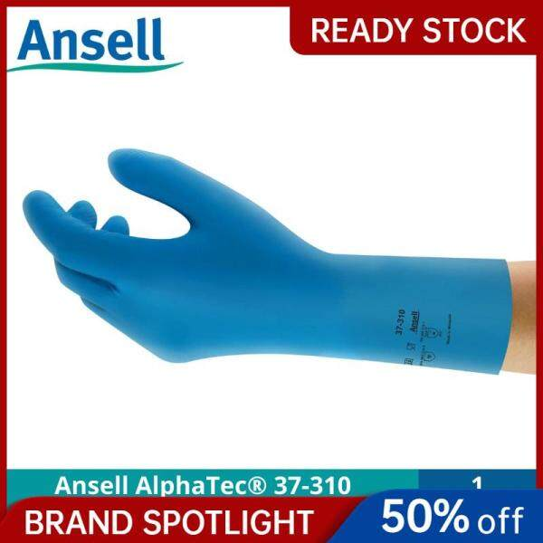 Ansell AlphaTec® 37-310 Gloves (Pack of 1 Pair)