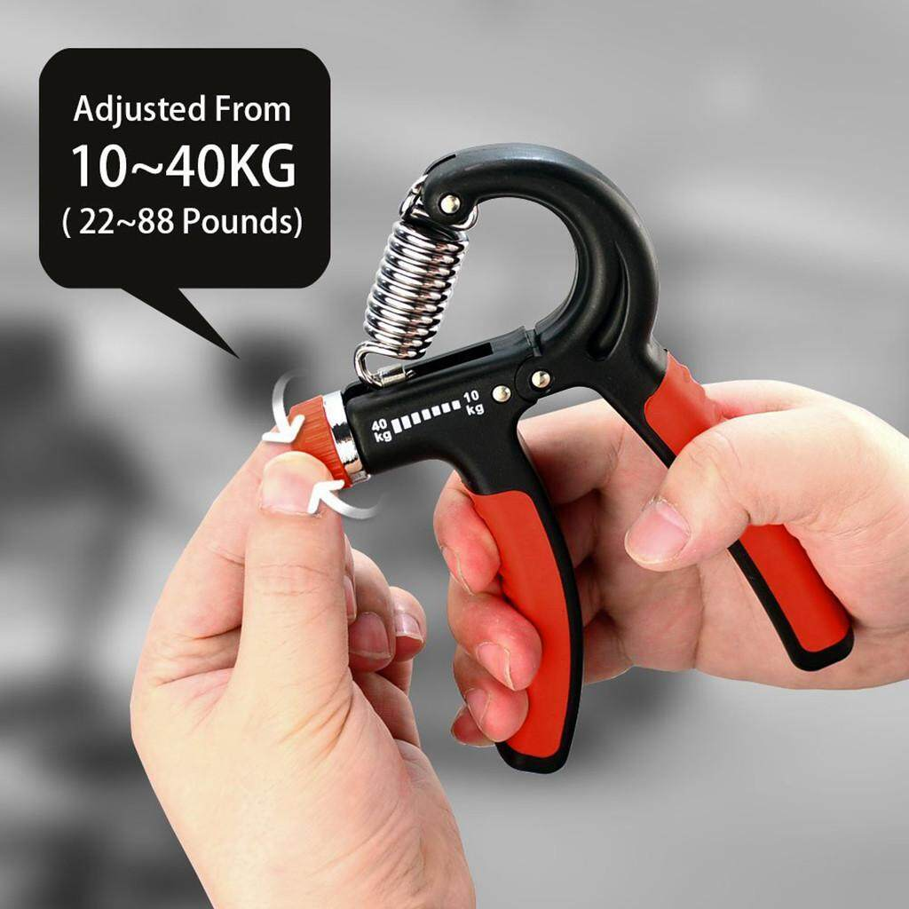 Adjustable 10-40KG Forearm Exerciser Heavy Grip Hand Gripper Strength Training