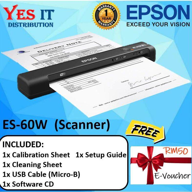 Epson Scanner Cleaning Sheets