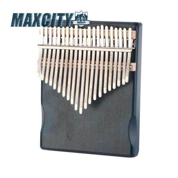 21 Keys Kalimba Musical Instrument Mahogany Wood Thumb Finger Piano Mbira Malaysia