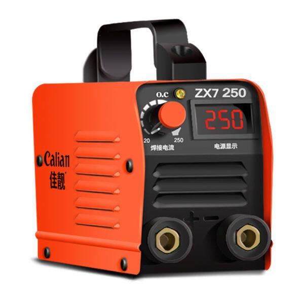Zx7 Series DC Biến Tần Thợ Hàn 220V IGBT MMA Máy Hàn 250 Amp Cho Người Mới Bắt Đầu Nhà Nhẹ Hiệu Quả