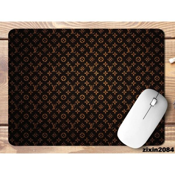 LV Soft Mouse Pad Gaming Mouse Mat Office Home Laptop Computer Desktop Pad P081 Malaysia