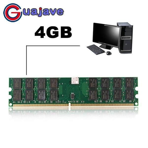 Guajave 4 GB DDR2 800 MHz PC2-6400 240 cấp Máy Tính Để Bàn DIMM Hệ AMD