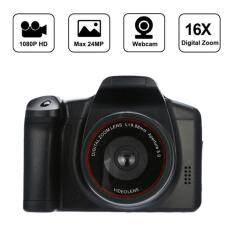 Sao Bắc HD 1080 P Video Máy Quay Cầm Tay Máy Ảnh Kỹ Thuật Số 16X Zoom Camera Kỹ Thuật Số