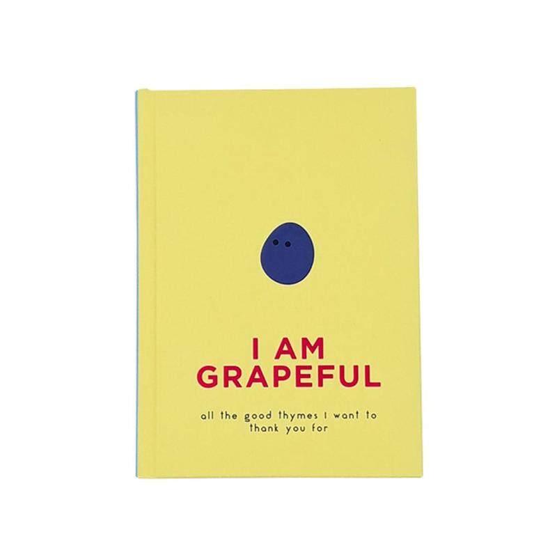 OCTOPUS BOOK - I AM GRAPEFUL Malaysia