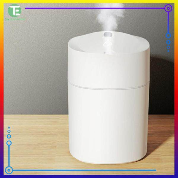 220ml Air Humidifier with LED Night Light Mini Electric Cool Mist Maker Fogger for Car Home Office Singapore