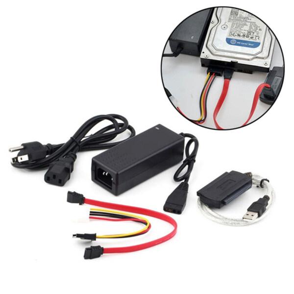 Giá Cáp chuyển đổi szc SATA/IDE sang USB 2.0 Dành cho ổ cứng 2.5/3.5 inch