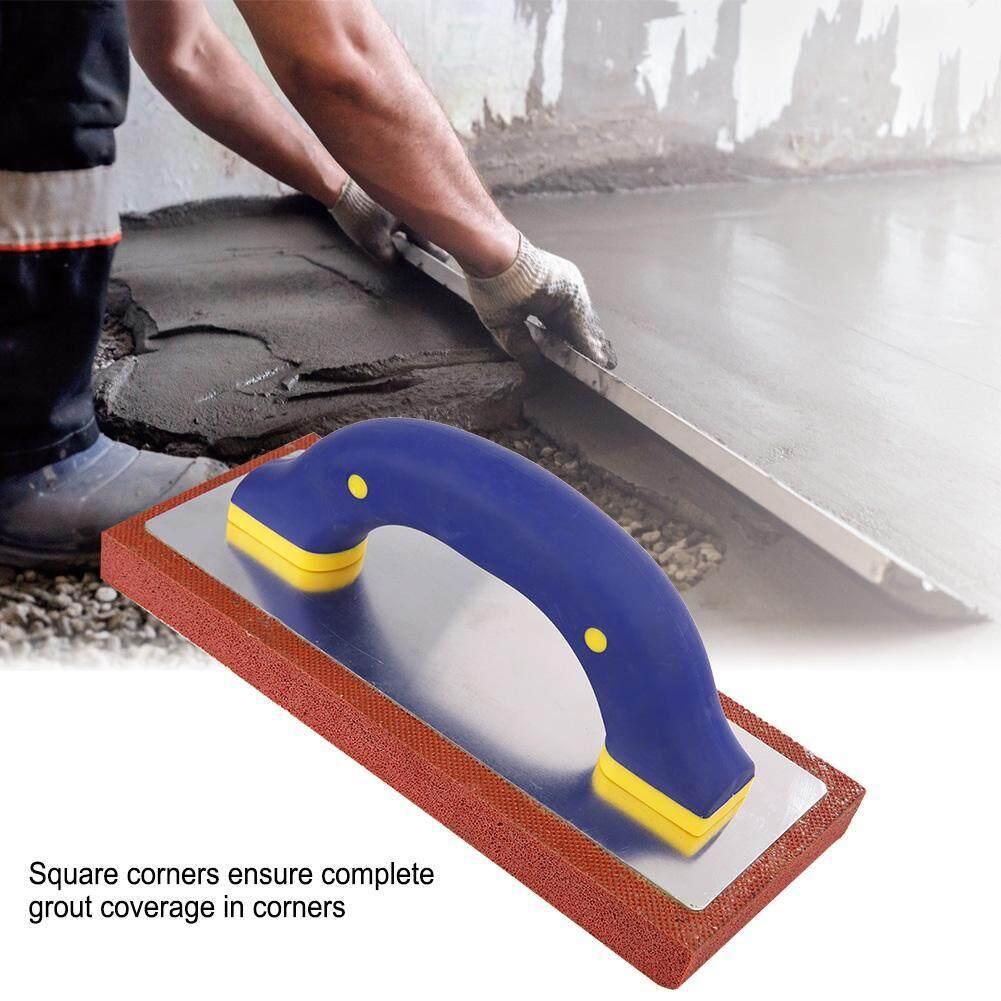 emincomme Professional Plastering Skimming Trowel Tile Flooring Grout Float Tiling Tool