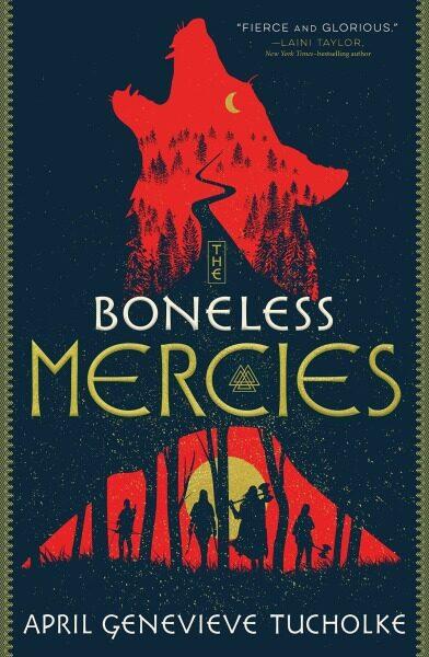 BORDERS EMPOWER TEENS: The Boneless Mercies by April Genevieve Tucholke Malaysia