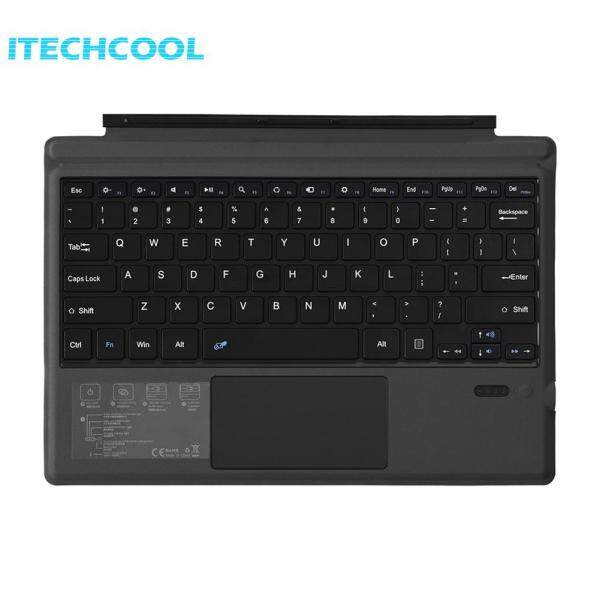 Wireless Bluetooth 3.0 Keyboard for Surface Pro 3/4/5/6/7 with Touchpad Singapore