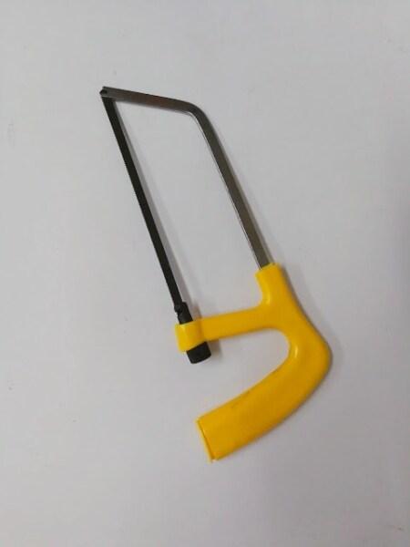 6 JUNIOR HACKSAW (PLASTIC HANDLE) / MINI HACKSAW