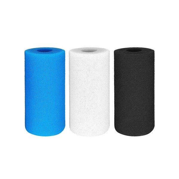 3 Pcs Filter Sponge Cartridge Re-usable Replacement Type-A Washable New