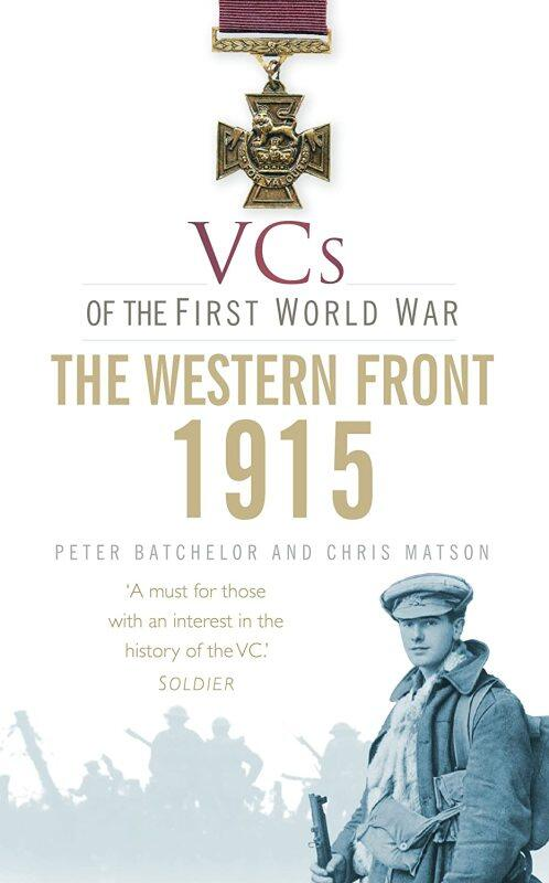 (Ebook) VCs of the First World War : 1915 The Western Front Malaysia