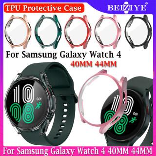 Vỏ cho Samsung Galaxy Watch 4 40MM 44MM Vỏ Bumper Phụ kiện Bảo vệ Bảo vệ Toàn diện Silicone TPU Bảo vệ Màn hình thumbnail