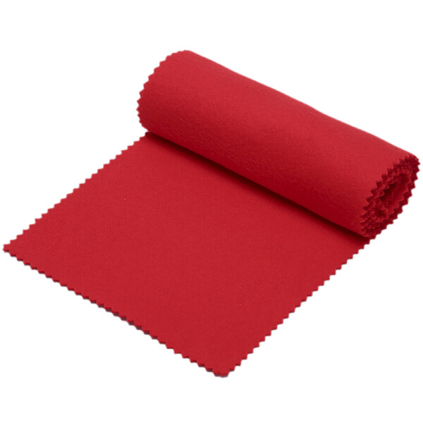 Ryefield Place Red Cotton Piano Keyboard Dust Cover for All 88 Key Piano Or Soft Keyboard Piano Malaysia