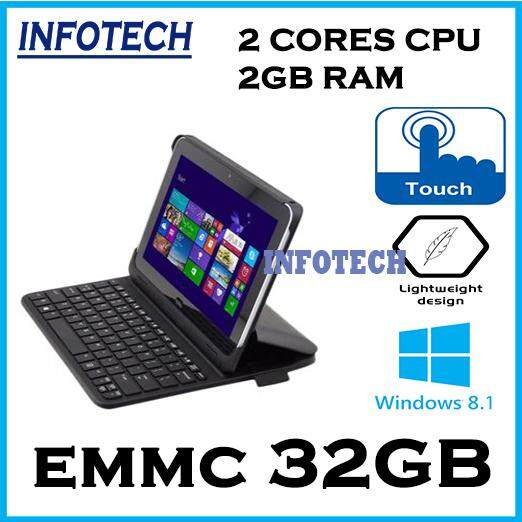HP Elitepad 900 INTEL 2 Cores 1.8ghz 32GB TOUCH WINDOWS 10 TABLET LAPTOP NETBOOK (refurbished) Malaysia