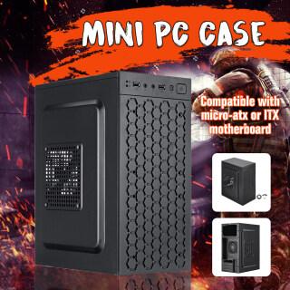 Vỏ Máy Tính PC Mini, Ốp ATX Tản Nhiệt CPU HHD 2.0 SSD Khung Gầm USB 2.5, Tương Thích Với Micro ITX Ốp Lưng Chỉ thumbnail
