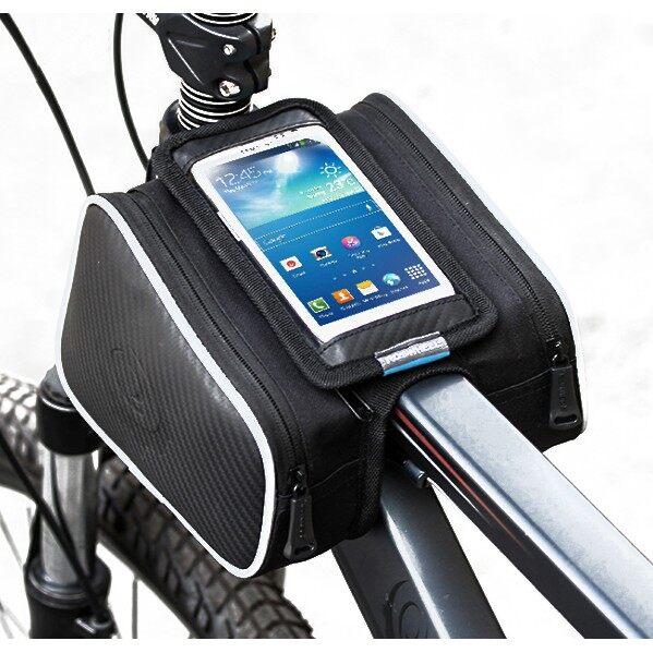 Portable Bike Kettle Holder Bag Bicycle Front Handlebar Hanging Water Bottle Bag