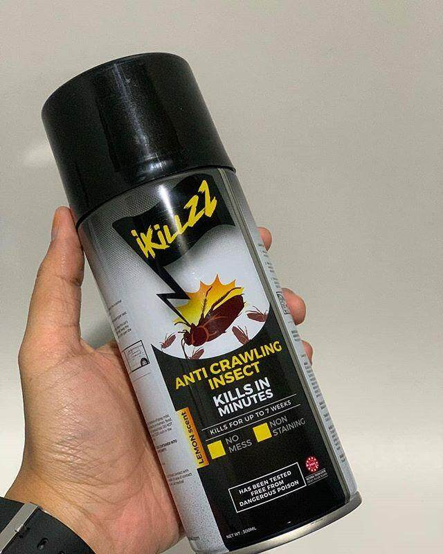 [Limit Time Offer] Pest Control for cars / ikillzz spray anti crawling insect / cockroach killer [Only the top 20 customers]
