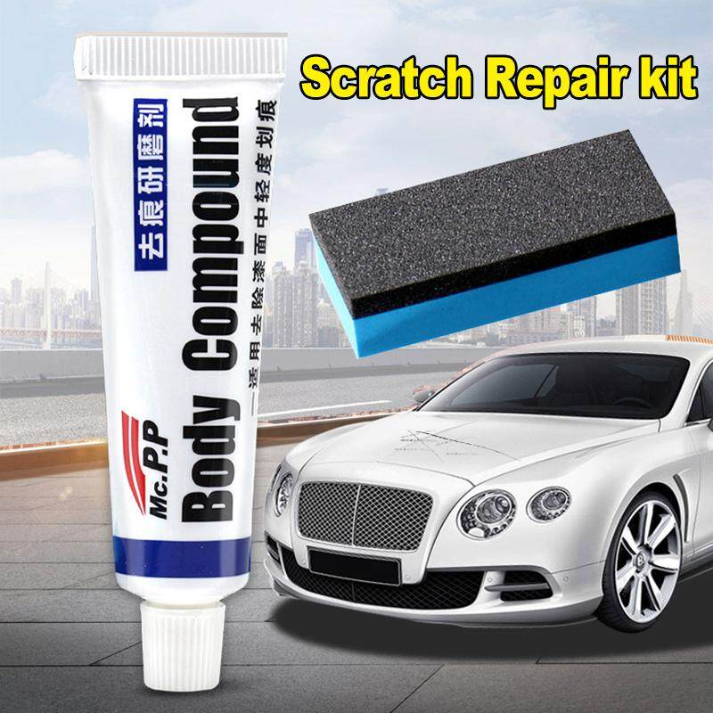 Auto_motor Car Scratch Repair Kits Auto Body Compound Polishing Grinding Paste Paint Care Set Auto Accessories Fix It Car Wax By Auto Motor Store.