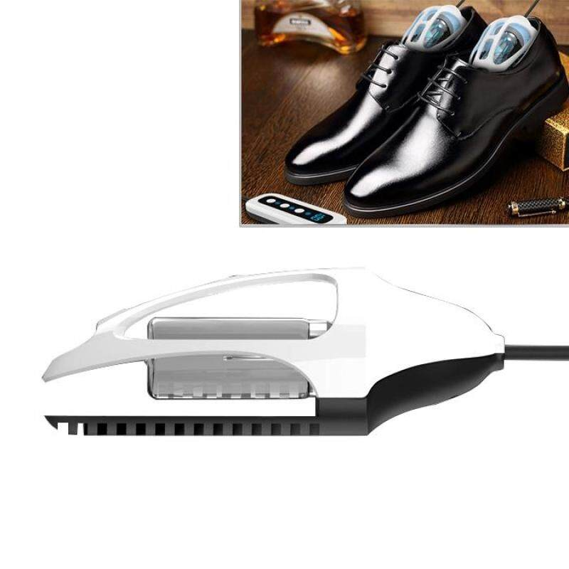 5 V 10W Multi-functional Ultraviolet Disinfection Ozone Sterilization Mites Germicidal Shoe Dryer Boot Warmer (White) Singapore