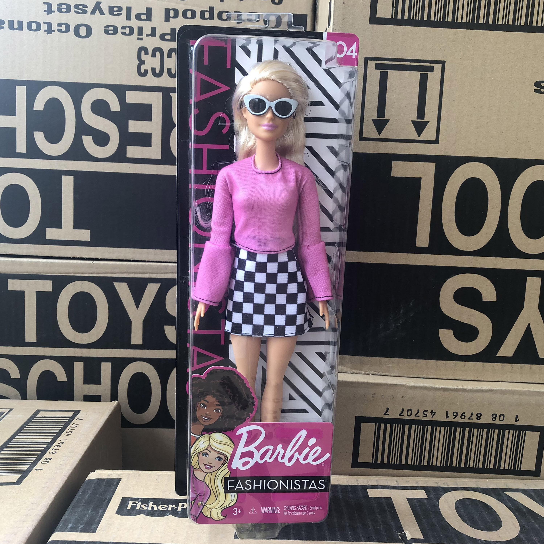 Coupon tại Lazada cho 2019 Sản Phẩm Mới Barbie Fashionita Pink Lady Fxl44 Bé Gái Công Chúa Đồ Chơi Sinh Nhật