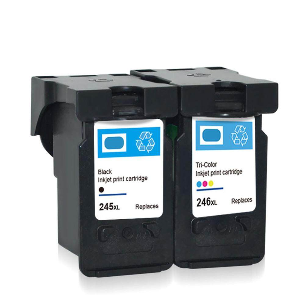 BPFAIR_PG-245XL CL-246XL Ink Cartridge For Canon PIXMA MG2920 MG2522 MG2550  MX492 MX490 Free shipping