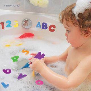 RAE COD 36 Chữ Cái Xốp Số Phòng Tắm Nổi Bồn Tắm Đồ Chơi Trẻ Em Thẻ Nhận Thức Đồ Chơi Giáo Dục Trẻ Em Dán Tường Đồ Chơi Trẻ Em thumbnail