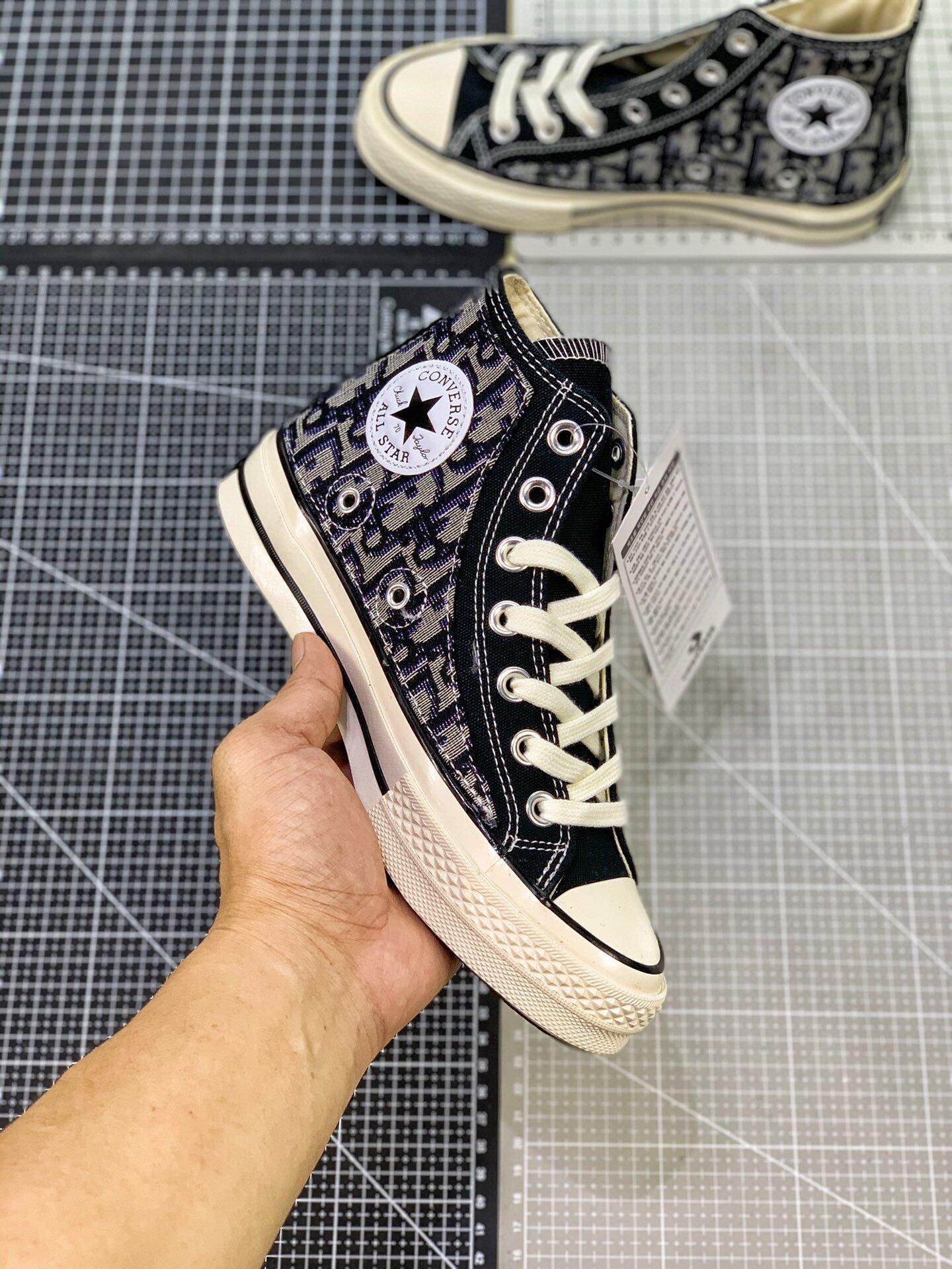 Dior x Converse Chuck Taylor All Star