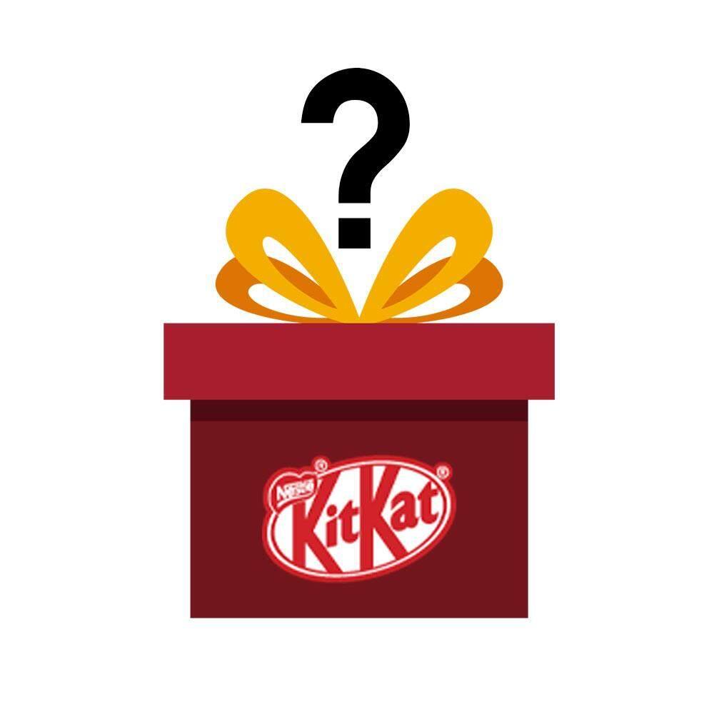 Nestle Kitkat Mystery Box By Kitkat Official Store.