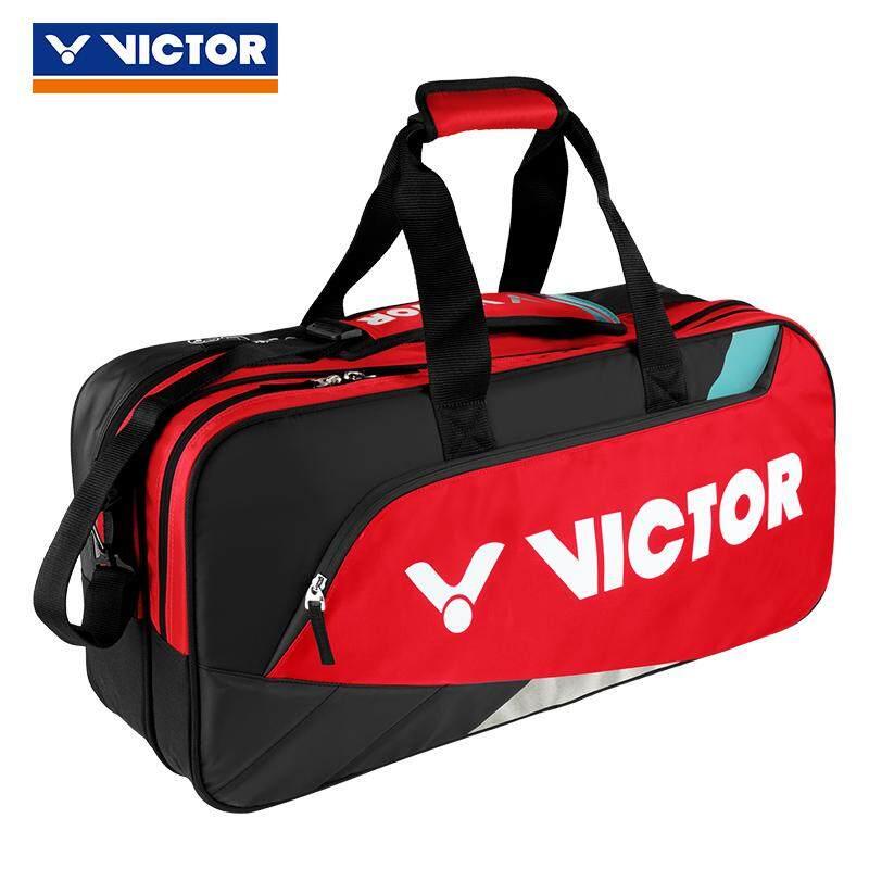 132a873ea9c Genuine Victor Badminton Bag Tennis Bag Brand New Men Women Sport Gym Bag  Outdoor Racket Sports